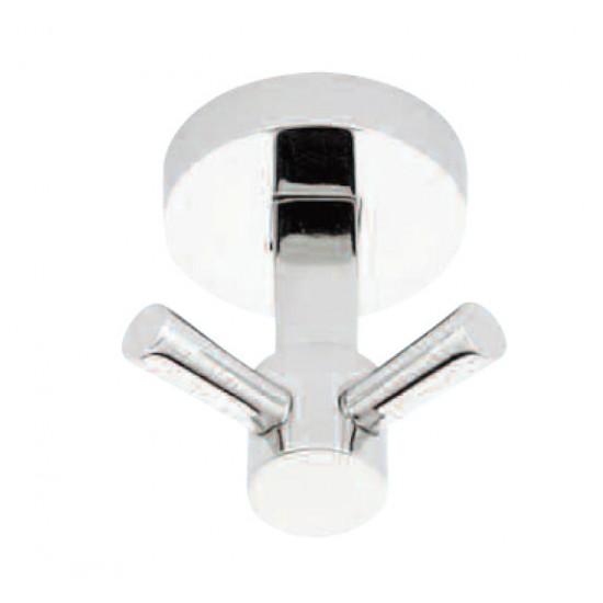 Άγγιστρο-κρεμάστρα μπάνιου 4188 Νίκελ