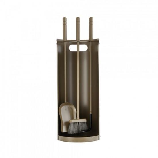 Εργαλεία με Κουβά Zogometal K08-1180 σε χρώμα Καφέ Ελιάς